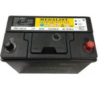 Автомобильный аккумулятор  Medalist 60 Ач 232x129x225