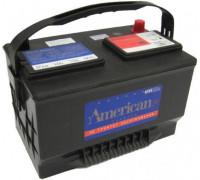 Автомобильный аккумулятор  American 100 Ач 306x190x192