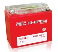 Мото аккумулятор Red Energy 10 Ач 137x77x135