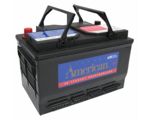 Автомобильный аккумулятор  American 74 Ач