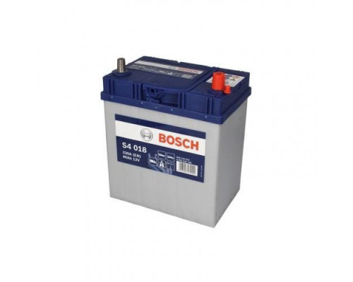 Автомобильный аккумулятор  Bosch 40 Ач