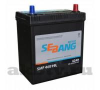 Автомобильный аккумулятор  Sebang 42 Ач 185x127x225