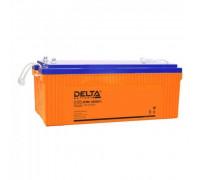 Аккумулятор Delta DTM 12230 L 12 В 230 Ач