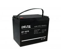 Аккумулятор Delta DT 1275 12V 75Ah