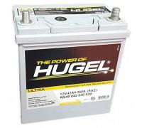 Автомобильный аккумулятор  Hugel 42 Ач 187x129x225
