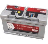 Автомобильный аккумулятор  Fiamm 100 Ач 353x175x190