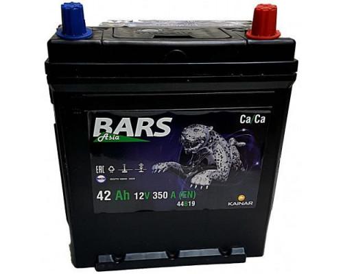 Автомобильный аккумулятор  Bars 42 Ач