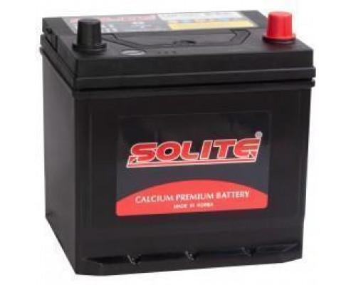 Автомобильный аккумулятор  Solite 50 Ач
