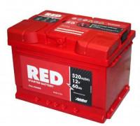 Автомобильный аккумулятор  Red 60 Ач 242x175x175