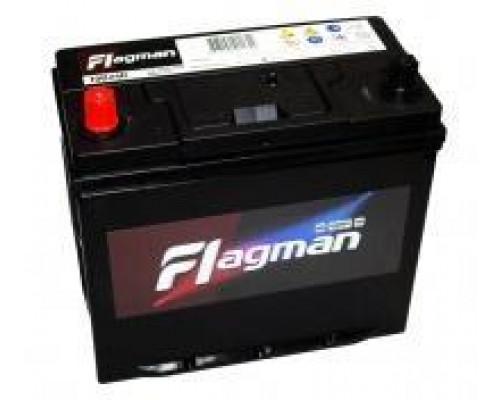 Автомобильный аккумулятор  Flagman 44 Ач