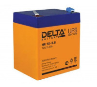 Аккумулятор Delta HR 12-5.8 (12 вольт 5.8 а.ч)