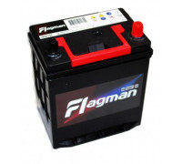 Автомобильный аккумулятор  Flagman 44 Ач 187x127x225
