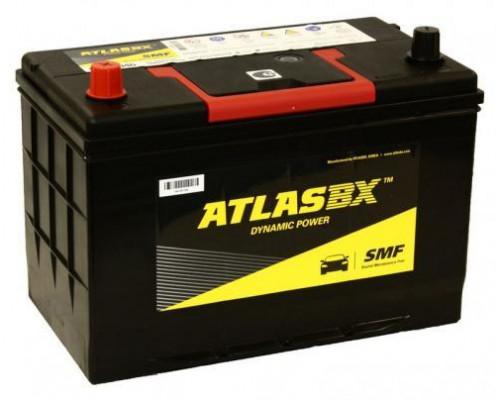 Автомобильный аккумулятор  Atlas 100 Ач