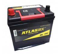 Автомобильный аккумулятор  Atlas 60 Ач 207x171x200