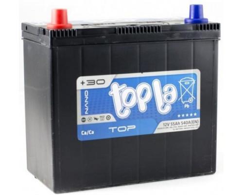 Автомобильный аккумулятор  Topla 55 Ач