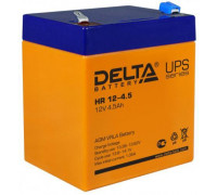 Аккумулятор Delta HR 12-4.5 (12 вольт 4.5 ач)