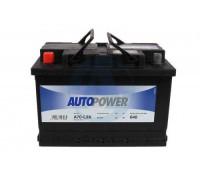 Автомобильный аккумулятор  Autopower 70 Ач 278x175x190