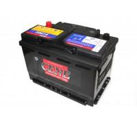 Автомобильный аккумулятор  Cene 80 Ач 278x175x190