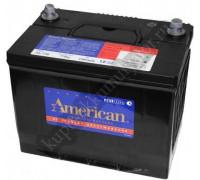 Автомобильный аккумулятор  American 90 Ач 260x173x205