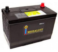 Автомобильный аккумулятор  Medalist 75 Ач 260x173x225