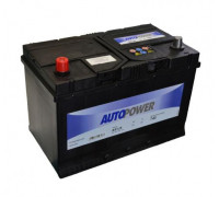 Автомобильный аккумулятор  Autopower 91 Ач 306x173x225