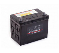 Автомобильный аккумулятор  Delkor 75 Ач 260x172x225