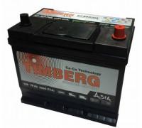 Автомобильный аккумулятор  Timberg 70 Ач 260x175x225