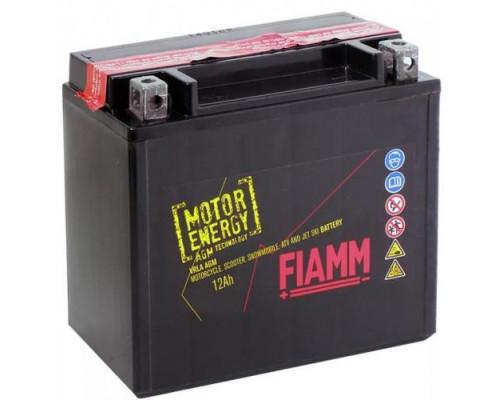 Мото аккумулятор Fiamm 12 Ач