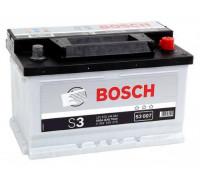 Автомобильный аккумулятор  Bosch 70 Ач 278x175x175