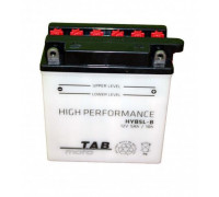 Мото аккумулятор Tab 5 Ач 120x61x130