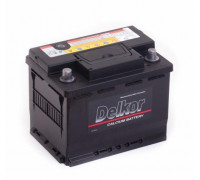 Автомобильный аккумулятор  Delkor 60 Ач 242x175x190