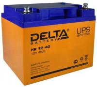 Аккумулятор Delta HR 12-40 (12 вольт 45 а.ч)