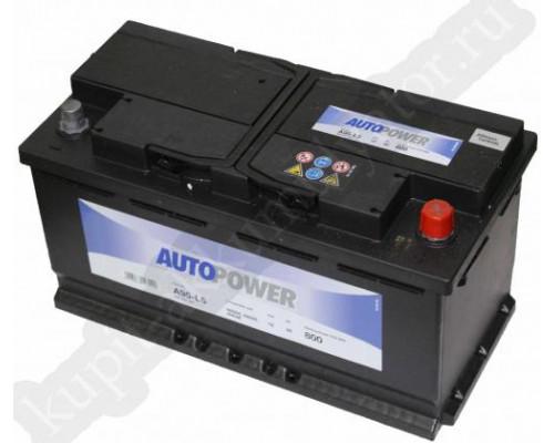 Автомобильный аккумулятор   95 Ач