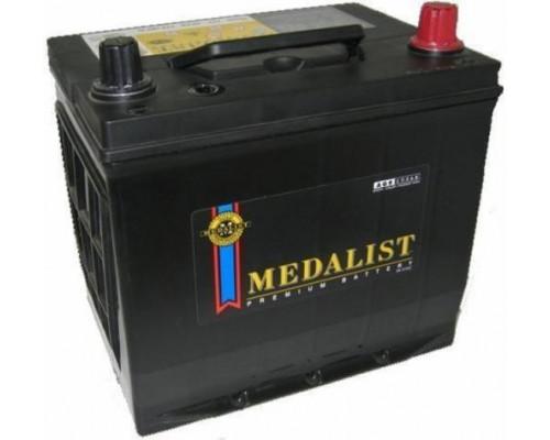 Автомобильный аккумулятор  Medalist 80 Ач