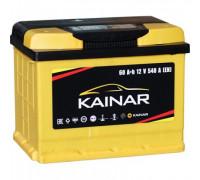 Автомобильный аккумулятор  Kainar 60 Ач 242x175x190