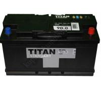 Автомобильный аккумулятор  Titan 90 Ач 352x175x190
