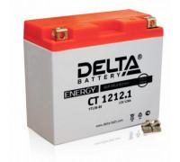 Мото аккумулятор Delta 12 Ач 151x71x130