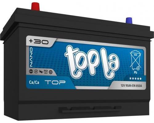 Автомобильный аккумулятор  Topla 95 Ач