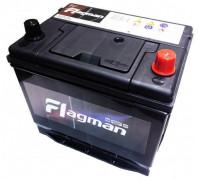 Автомобильный аккумулятор  Flagman 70 Ач 232x173x225