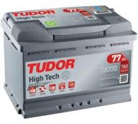 Автомобильный аккумулятор  Tudor 77 Ач 278x175x190