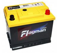 Автомобильный аккумулятор  Flagman 62 Ач 242x175x175