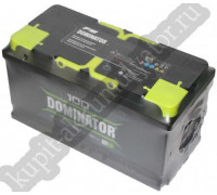 Автомобильный аккумулятор  Dominator 100 Ач 353x175x190