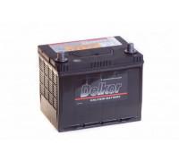 Автомобильный аккумулятор  Delkor 60 Ач 190x242x174 прямая полярность  стандартные клеммы