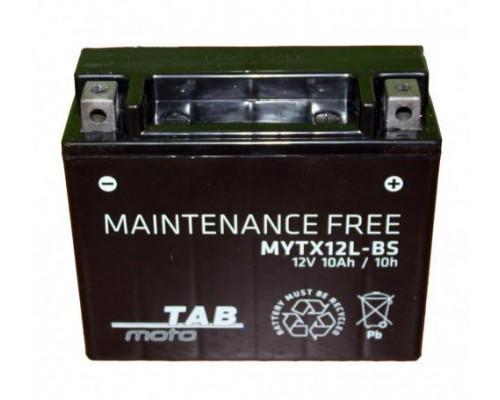 Мото аккумулятор Tab 10 Ач