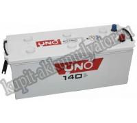 Грузовой аккумулятор Uno 140 Ач 513x189x223
