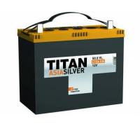 Автомобильный аккумулятор  Titan 50 Ач 238x129x227