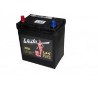 Автомобильный аккумулятор  Westa 40 Ач 187x127x225