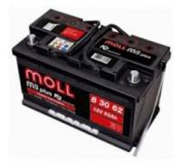 Автомобильный аккумулятор  Moll 62 Ач 242x175x190