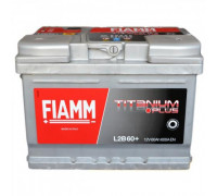Автомобильный аккумулятор  Fiamm 60 Ач 242x175x175