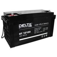 Аккумуляторная батарея Delta DT 12120 (12V / 120Ah)